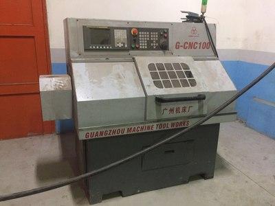 G-CNC 100 токарный станок с ЧПУ  - main