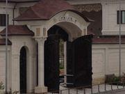 Каменная арка для ворот