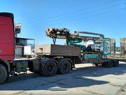 Услуга перевозка грузов массой 20 тонн с манипулятором по Москве