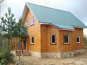 Деревянный дом под ключ - foto 1